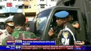 Puluhan Kendaraan Di Jalan Senen Raya Ditilang mp3