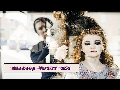 Makeup Artist Kit 🎈 Makeup Artist Foundation Kit 💑 Makeup Artist Video
