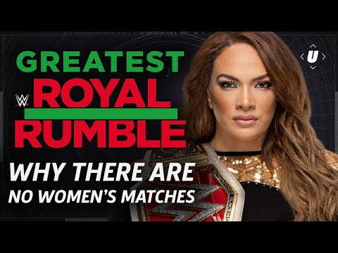 Greatest Royal Rumble: Why There Are No Women's Matches