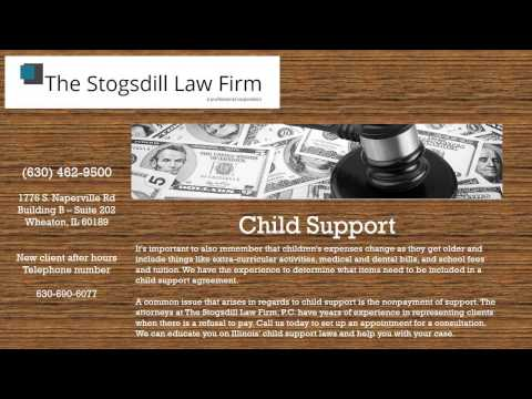Child support in Illinois