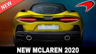 Top 8 Upcoming McLaren Cars with Performance-Oriented Agenda for the 2020