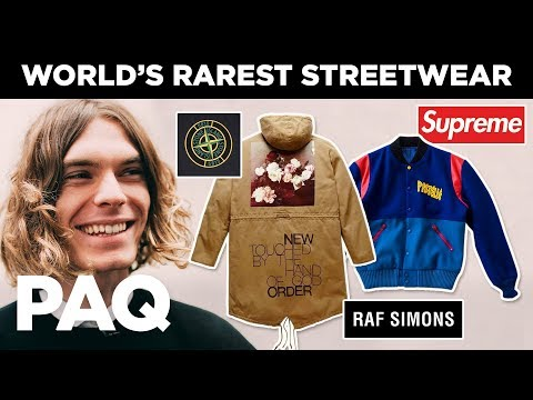 PAQ Ep #4 - Finding the World's Rarest Streetwear Pieces