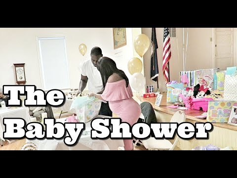 The Baby Shower!