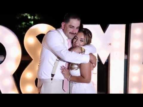 Melissa + Cesar   Wedding Short Film