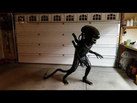 Alien Xenomorph Costume  ...by Ken!
