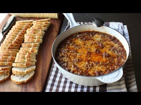 Sloppy Dip - How to Make a Hot Sloppy Joe Dip - A Super Bowl of Dip Recipe
