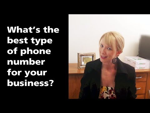 How to choose the best type of phone number for your business
