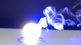 5 Awesome Fire Tricks and Laser Experiments!