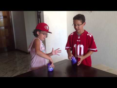 7-year-old and 10-year-old sing 49ers Cup Song