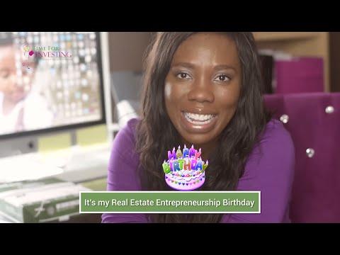 Real Estate Life|Success in Real Estate | Entrepreneurship Birthday | GIVEAWAY | Real Estate Success