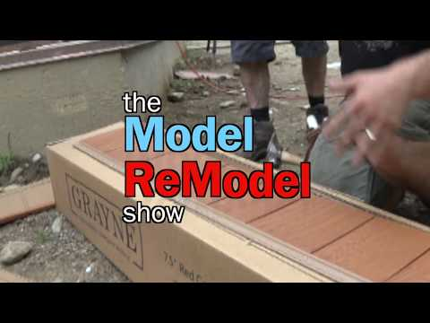 The Model ReModel Show: The One-Day Shower