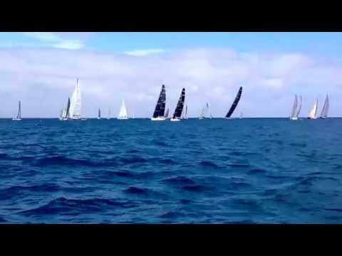 IRC Start: 40th Annual LYC/STC Ft. Lauderdale to Key West Race.
