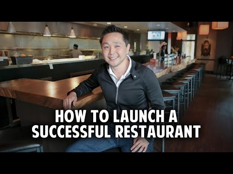 How to Launch a Successful Restaurant