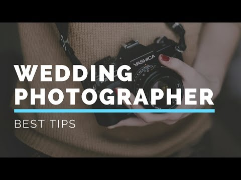 How To Find The Right Photographer For Your Wedding