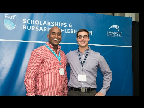 Recent NAIT grad sets up scholarship to help next generation of students