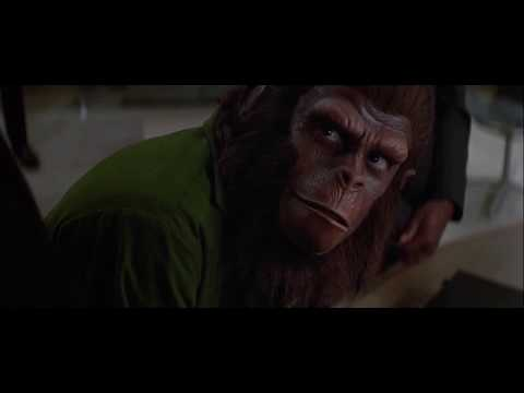 Conquest of the Planet of the Apes (1972) Caesar names himself