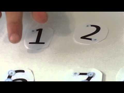 Dot Number System