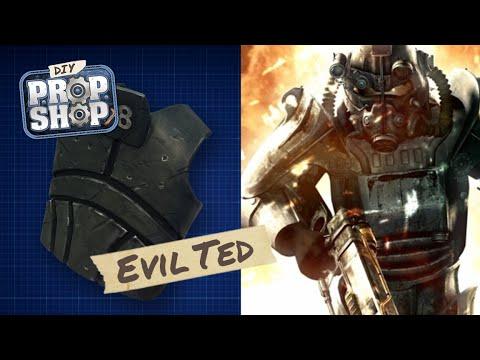 DIY Fallout Armor! - DIY Prop Shop