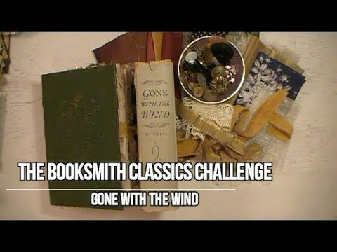 The Bookmsiths Classics Challenge Gone With The Wind