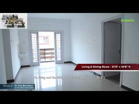 Nu Tech Mind Space 2 BHK Apartments at Perungudi, Chennai - A Property Review by IndiaProperty.com