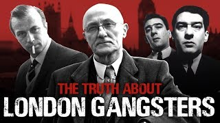 The Truth About LONDON GANGSTERS | True Geordie Podcast #95