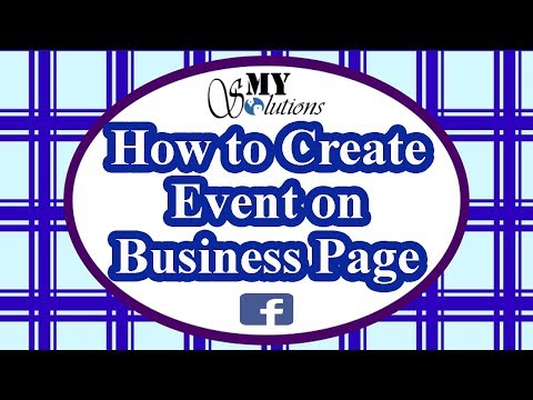 How to Create Event on Facebook Business Page Free Tutorial Urdu