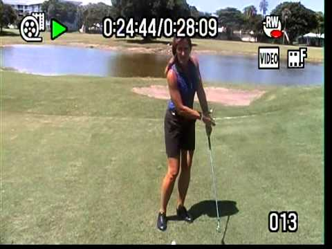 Golf Instruction-Chipping and ball position tip