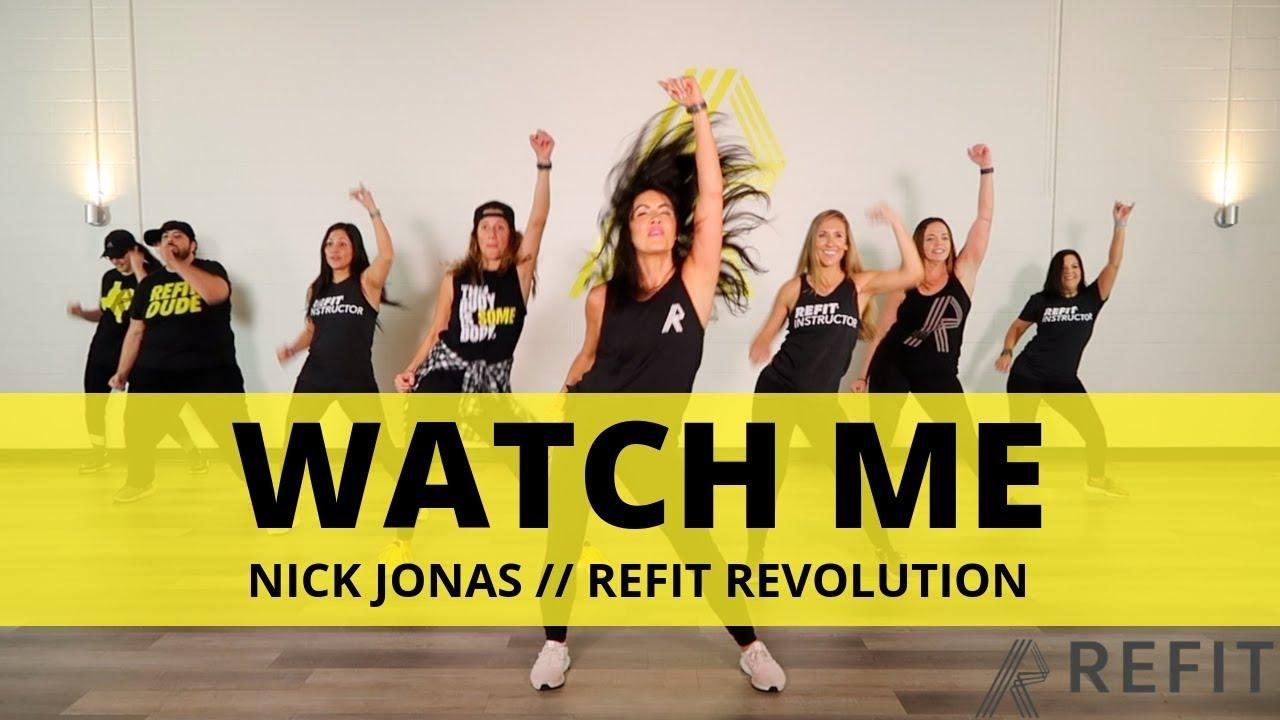 Nick Jonas - Watch Me
