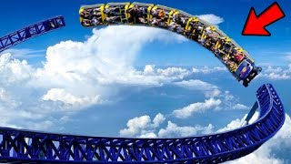 Top 10 FASTEST ROLLER COASTERS IN THE WORLD! (Best/Fastest Rollercoasters)