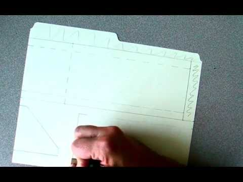PLTW - Paper Skimmer Design Instructions