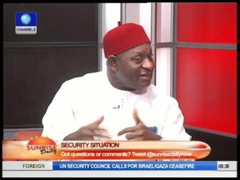 Porous Borders Add To Insecurity In Nigeria -- Chukwueke PT1