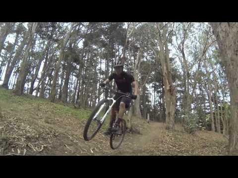 San Francisco's McLaren Park Trails Tour