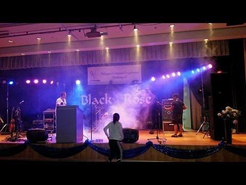 Black Rose Live at Congress Centrum Hamburg 14 06 2014