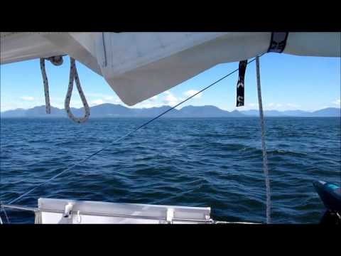 West Coast of Vancouver Island Spinnaker Sail