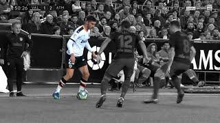 Ferran Torres vs Atlético de Madrid (14/02/2020)