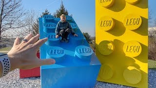 Download What's inside LEGO Headquarters? Video