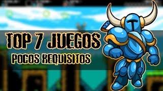 Top Juegos En 2d De Pocos Requisitos Para Pc Link De Descarga