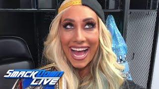Carmella is throwing a Royal Mellabration next week: SmackDown LIVE, May 8, 2018