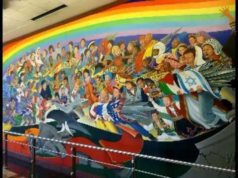 Denver Murals International Airport Colorado