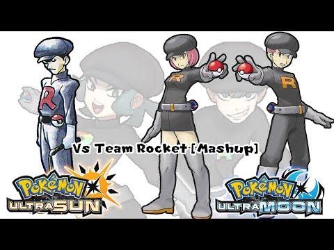 Pokemon G/S/C & US/UM - Team Rocket Battle Music [Mashup] (HQ)