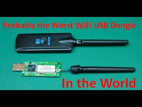 Probably the Worst WiFi Dongle in the World
