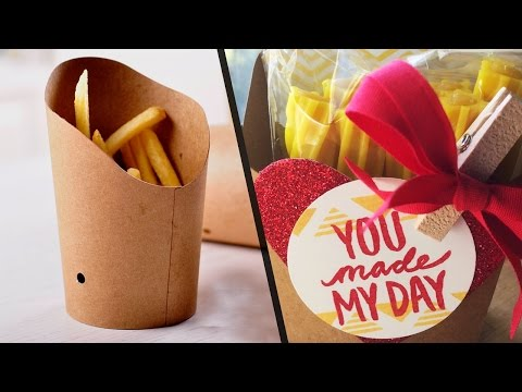 French Fry Boxes | Custom Made French Fry Boxes - TheCustomBoxes.Com