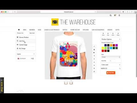 How to Design t shirts Online in Pakistan