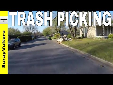 Hit The Road Jack - Auction House (dumpster) Action