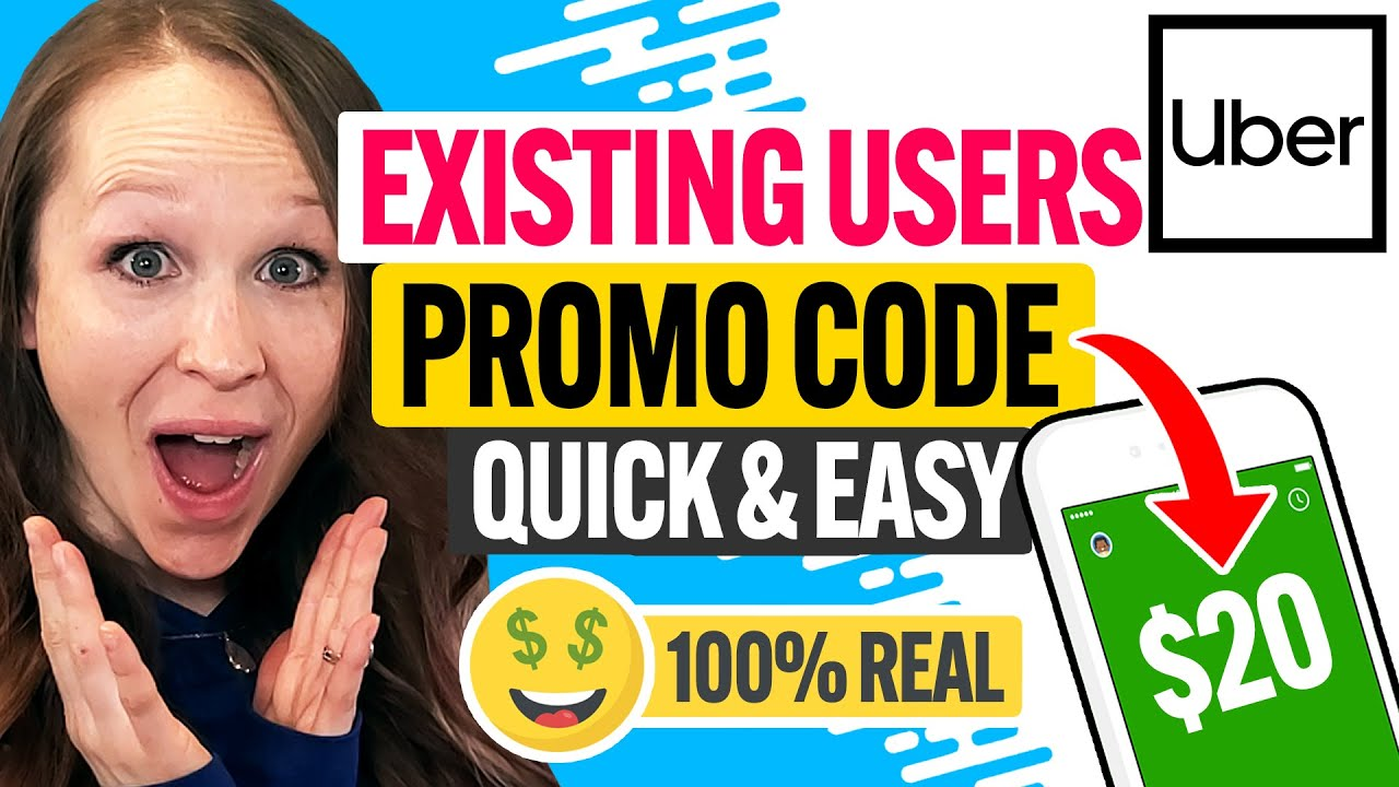 🤑 Uber Promo Codes For Existing Users 2021: MAX Credit for Free Rides! (Coupons & Discounts)