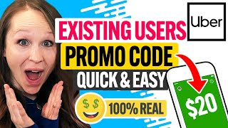 🤑 Uber Promo Codes For Existing Users 2021: MAX Credit for Free Rides! (Coupons \u0026 Discounts)