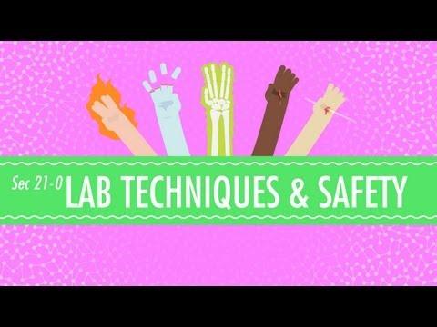 Lab Techniques & Safety: Crash Course Chemistry #21