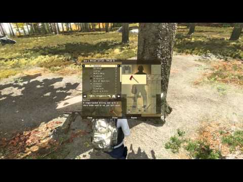 DayZ Epoch - How to Craft Small Wall