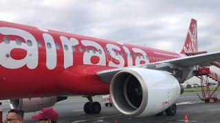 PHILIPPINES AIRASIA | MANILA-CAGAYAN DE ORO | ECONOMY CLASS | AIRBUS A320-200| RP-C8965