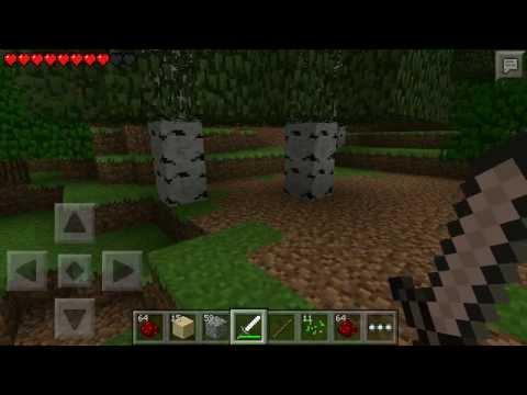 Minecraft Pocket Edition 0.8.0 Beta (Alpha Build 3 Beta Test) Livestream